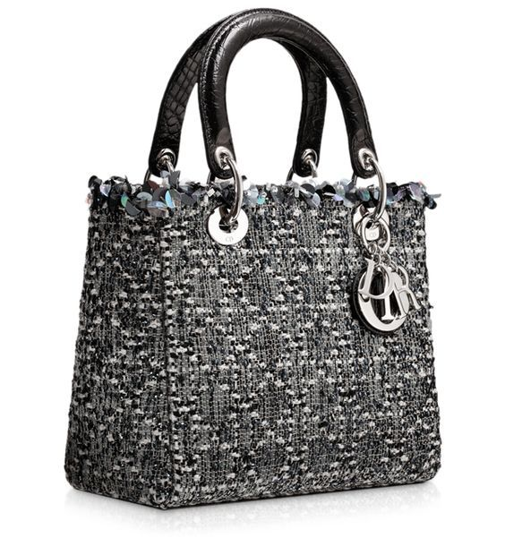 Lady Dior Handbags Collection & More Luxury Details...