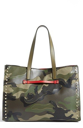 Valentino Camouflage Handbags collection & more luxury details...