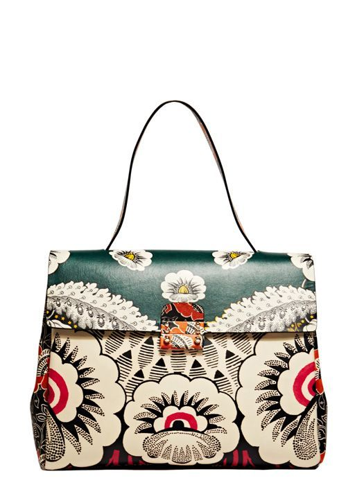 Valentino Handbags Collection & More Luxury Details...