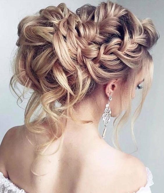 Elstile Wedding Hairstyle Inspiration - MODwedding