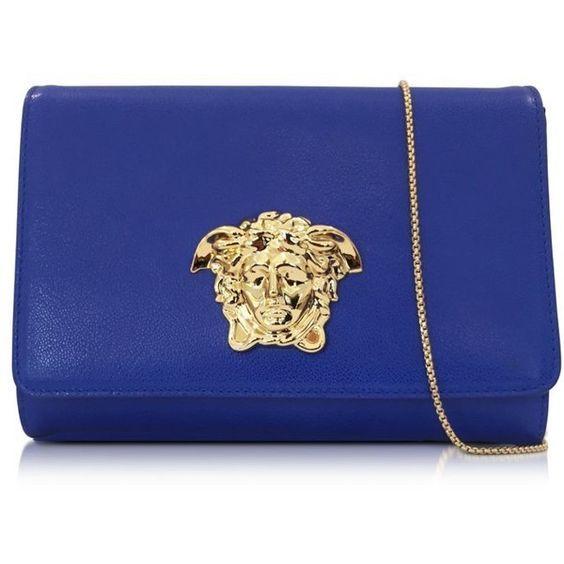Versace Handbags Collection & more luxury details...