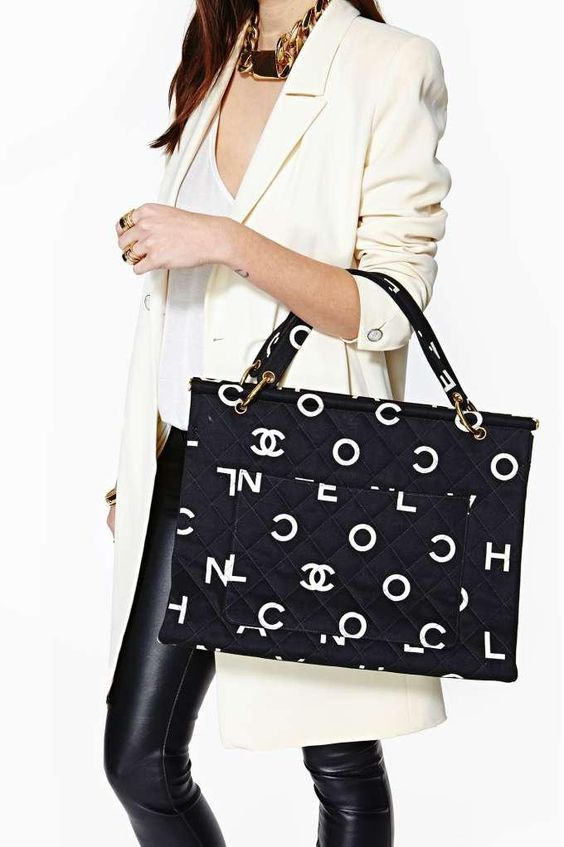 Chanel  Handbags Collection & more luxury details...