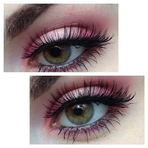 Date Night Looks: Romantic Eyes   7 Eyeshadow Date Night Looks Perfect for Your ...