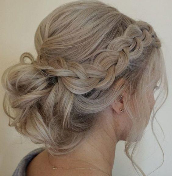 Featured Hairstyle: Heidi Marie Garrett; www.hairandmakeup......