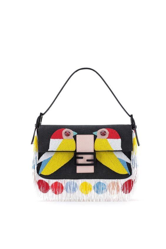 Fendi Clutch & Handbags Collection & more luxury details...