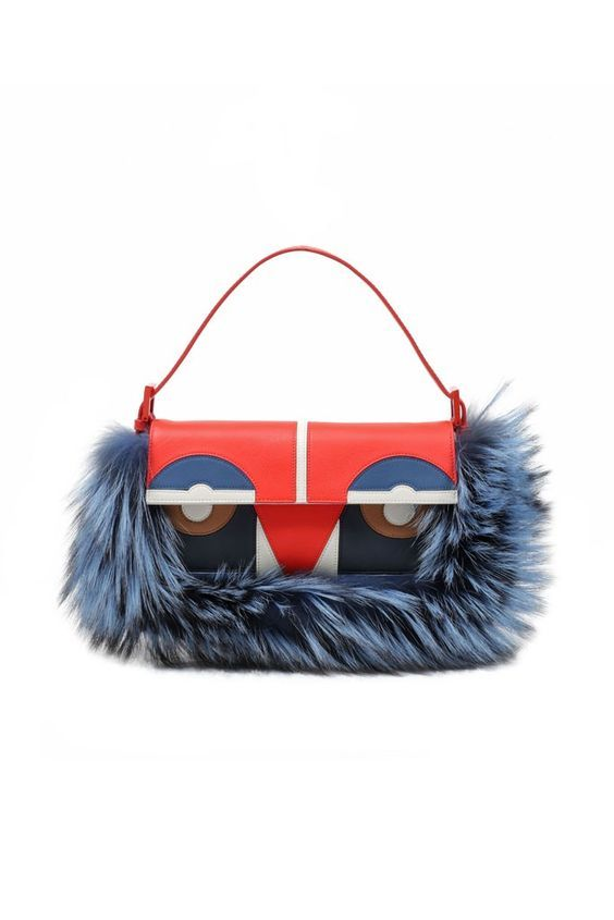 Fendi Clutch & Handbags Collection & more luxury details...