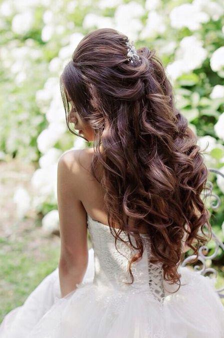 Featured Hairstyle: Websalon Wedding - Anna Komarova; www.websalon.su...
