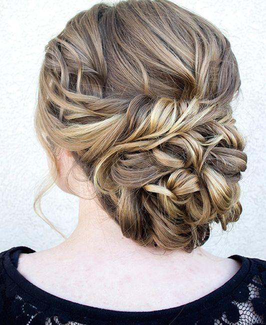 Featured Hairstyle: Hair and Makeup by Steph...