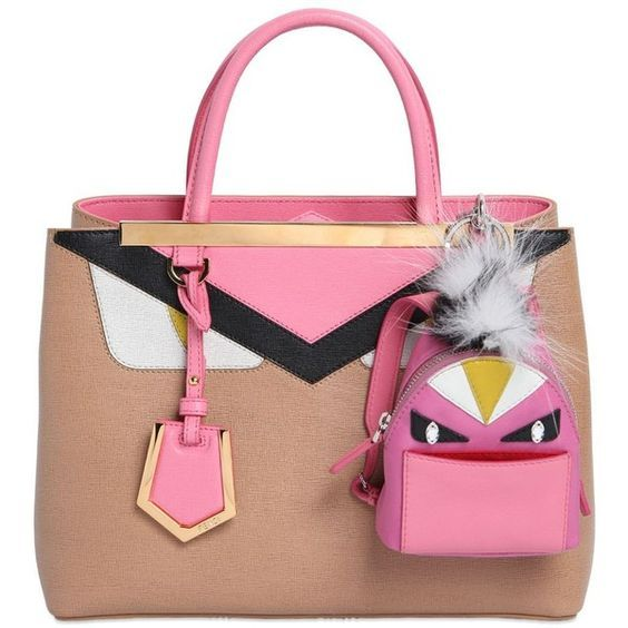 Fendi Handbags Collection & More Luxury Details...