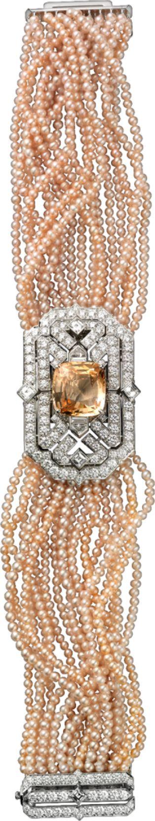 Cartier Haute Joaillerie watch Small model