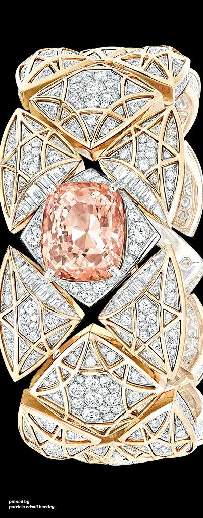 Chanel Secret Cuff Watch -