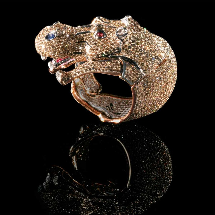 CIJ International Jewellery TRENDS & COLOURS - Bracelet by de Grisogono