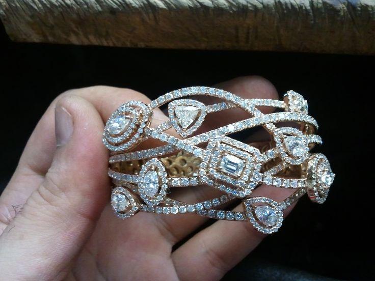 Diomand handmade bracelet...