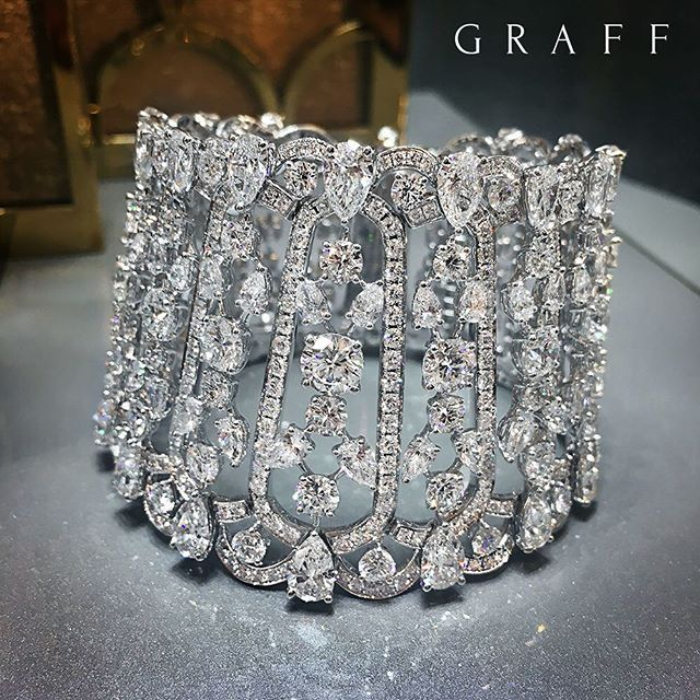 To wear a bracelet cuff is to make a statement; to create impact with a flash of...
