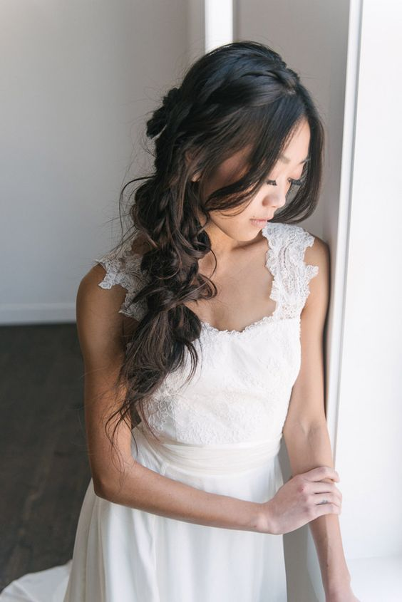 Featured Photographer: Jessica White Photography | Featured Hairstyle: Hair and ...