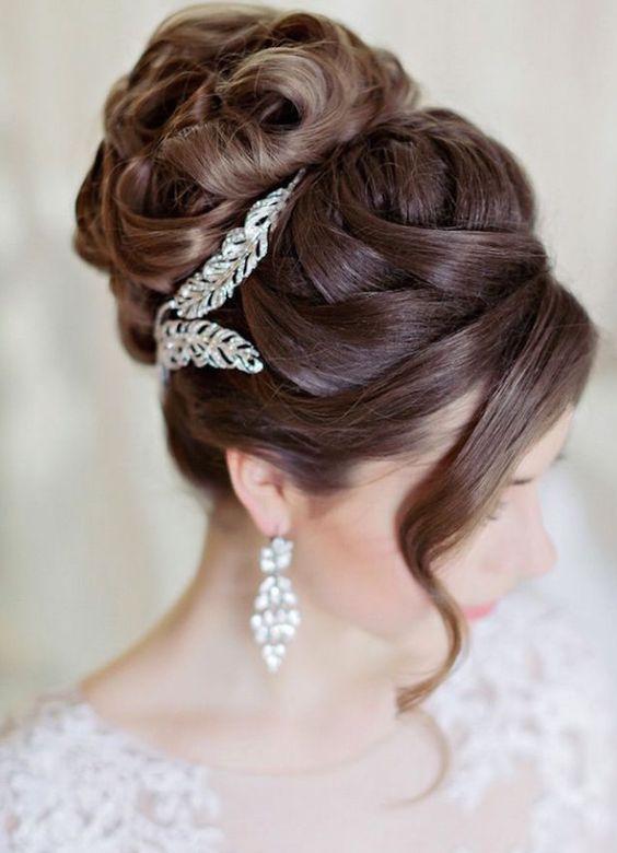 Featured Photographer: Liliya Fadeeva, Featured Hairstyle: Websalon Wedding...