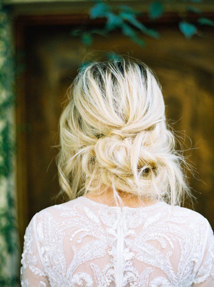 Effortlessly Chic and Romantic Oregon Wedding - MODwedding