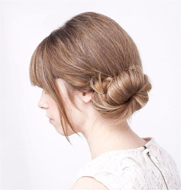 Hairstyles For Long Hair : Asymmetrical Twist | 20 ...