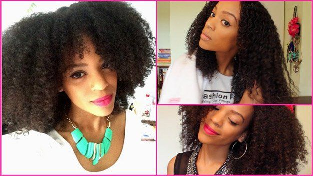 Big Curly Hair | 17 Easy Back To School HairstylesLooking for cute and easy back...