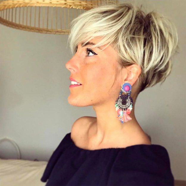 Pixie Cut | 20 Hairstyles for Work | Quick and Easy Hairstyles You Can Do