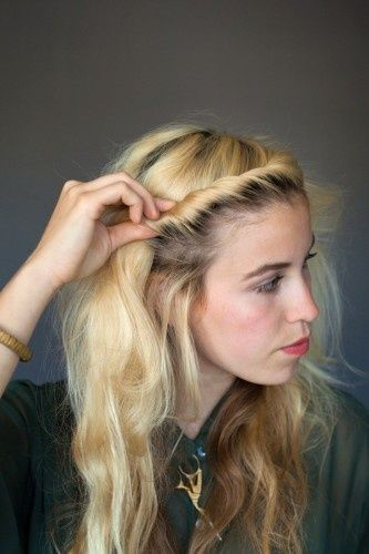6 #DIY #Hairstyles Perfect For Long-Haired Ladies...