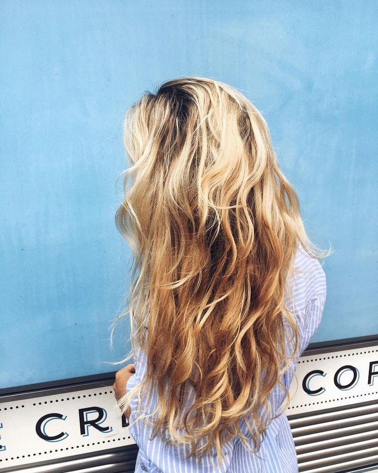 california hair...