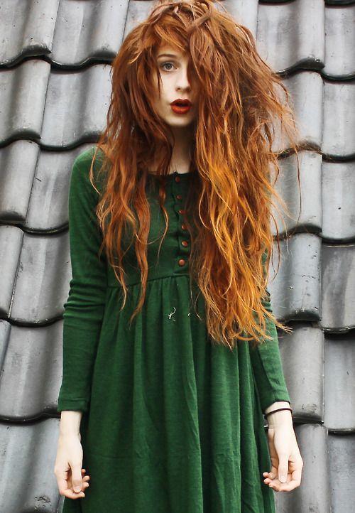 HAIR | Red