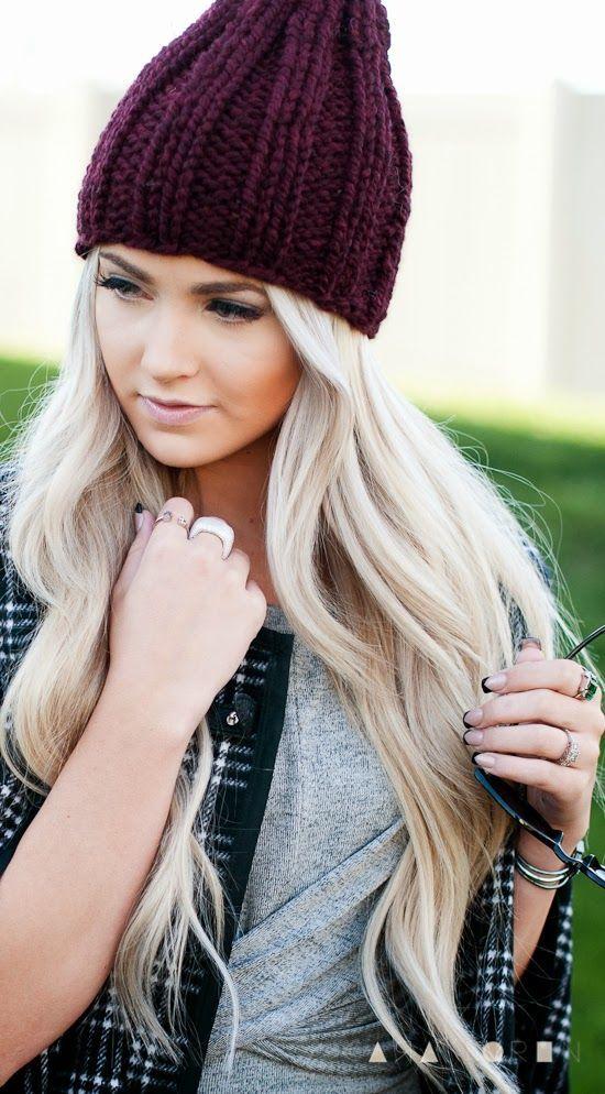 #longhair #blonde #hairstyle