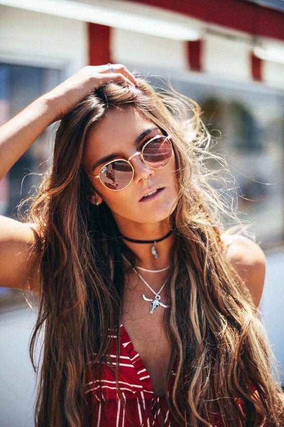 rose shades...