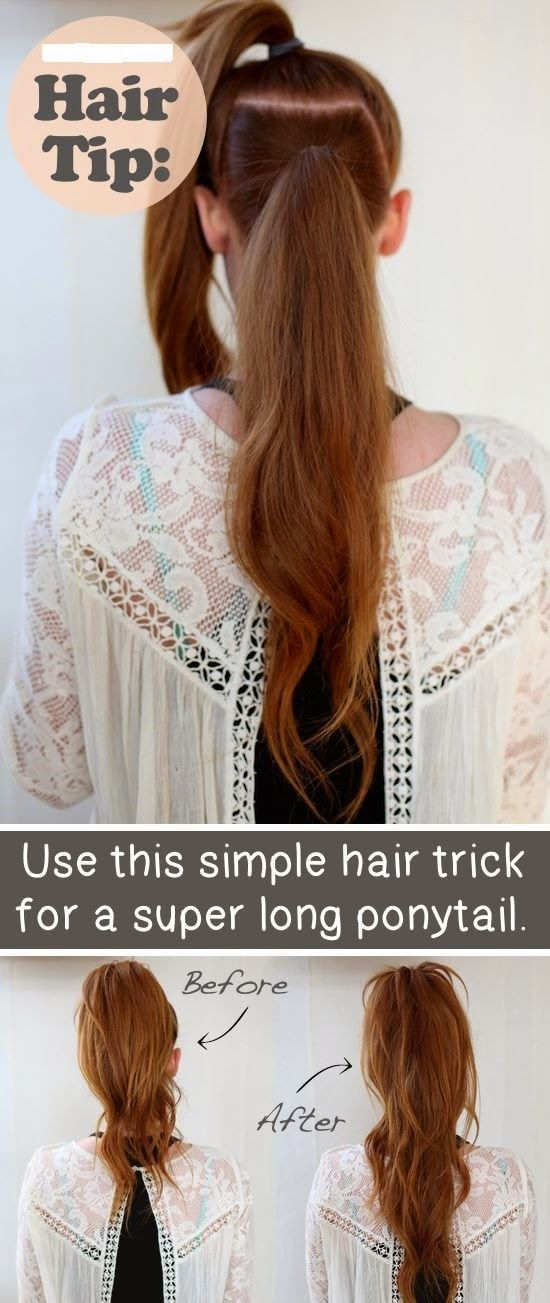18 Hair Hacks Every Girl Should Know: Secrets To Fabulously Finished Hair!