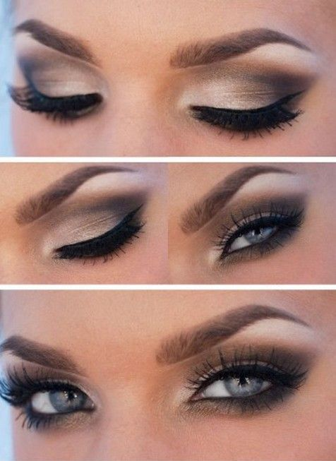20 Amazing Makeup Tutorials For Blue Eyes | Step By Step Easy Tutorial For A Dra...