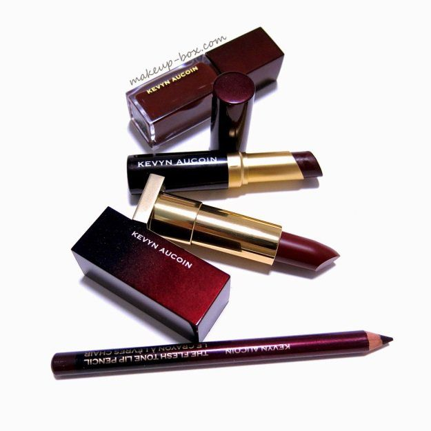 Blood Roses by Kevyn Aucoin | 13 Winter Lipstick Shades Your Makeup Bag Needs