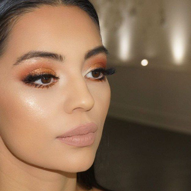 Date Night Looks: Copper Eyes | 7 Eyeshadow Date Night Looks Perfect for Your Va...