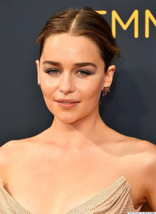 Emilia Clarke | 18 Best Celebrity Eyebrows That Won The On-Fleek Crown...