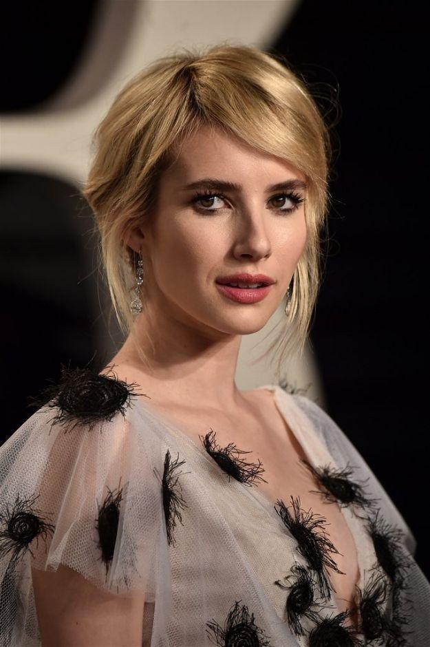 Emma Roberts | 18 Best Celebrity Eyebrows That Won The On-Fleek Crown...