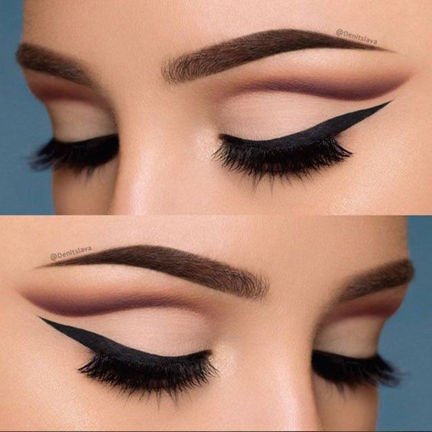 Everything You Need to Know About Cut-Crease | Eyeshadow Makeup Tips and Tricks ...
