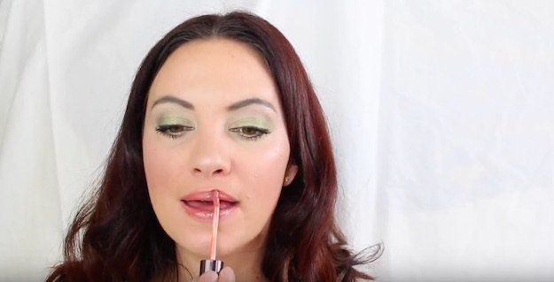 Keep Lips Simple | Pantone Color of the Year Eye Makeup Tutorial...