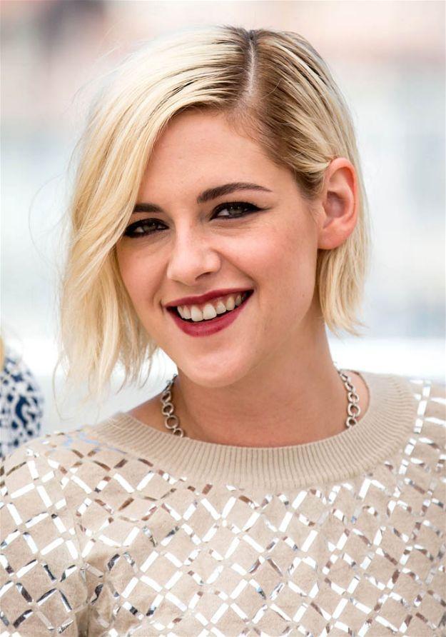 Kristen Stewart | 18 Best Celebrity Eyebrows That Won The On-Fleek Crown