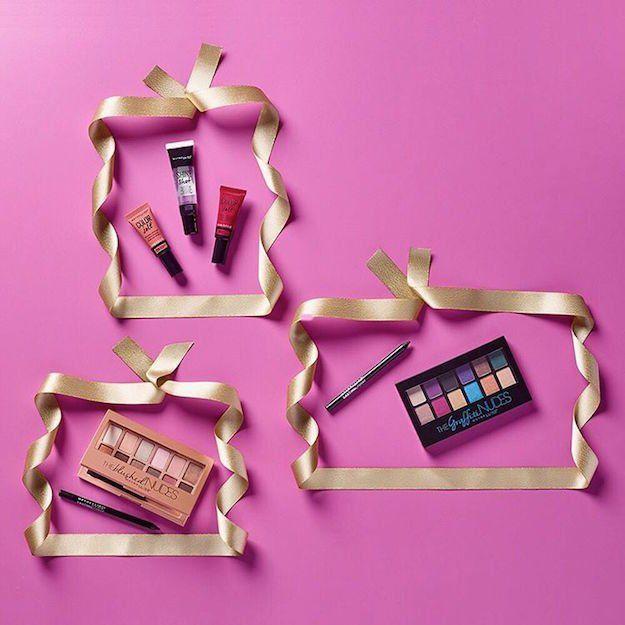 Maybelline Holiday Bundles | Holiday Drugstore Makeup Sets You Should Hoard...