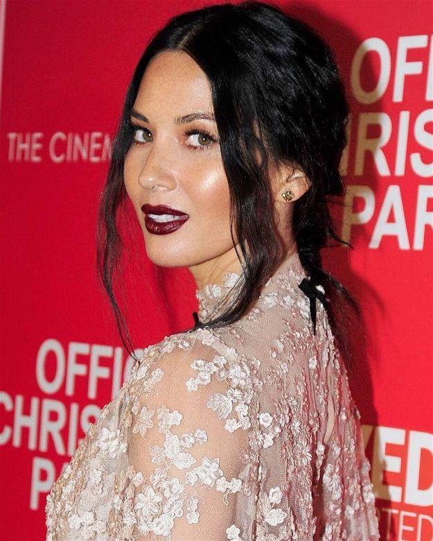 Olivia Munn | 18 Best Celebrity Eyebrows That Won The On-Fleek Crown...