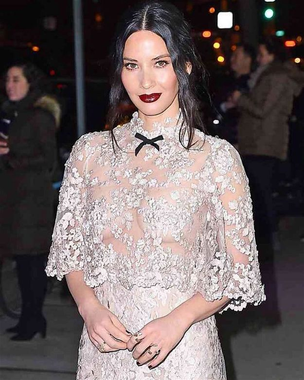 Olivia Munn | Your Main Guide To The Best Makeup Tutorials This2016...