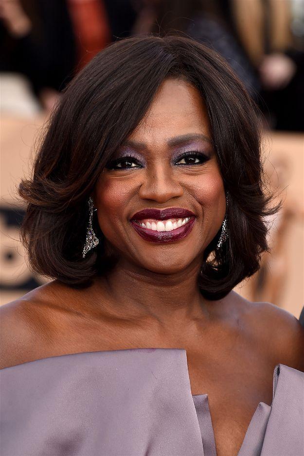 Viola Davis brows | 18 Best Celebrity Eyebrows That Won The On-Fleek Crown