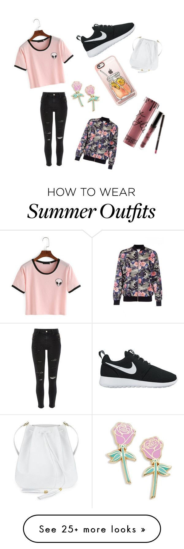 """""""Cutest outfit ever!"""" by pretty-emily on Polyvore featuring River Isla..."""