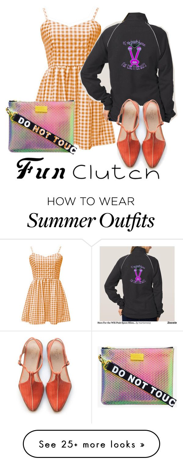 """Summer Outfits : """"fun clutch"""" by prettyroses on Polyvore ..."""