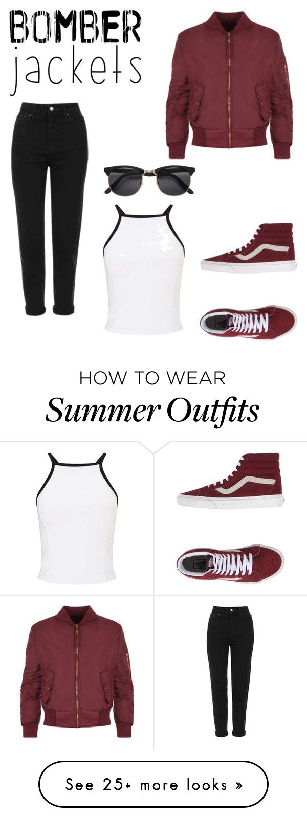 """""""I love this outfit"""" by kaylens-i on Polyvore featuring WearAll, Topsh..."""