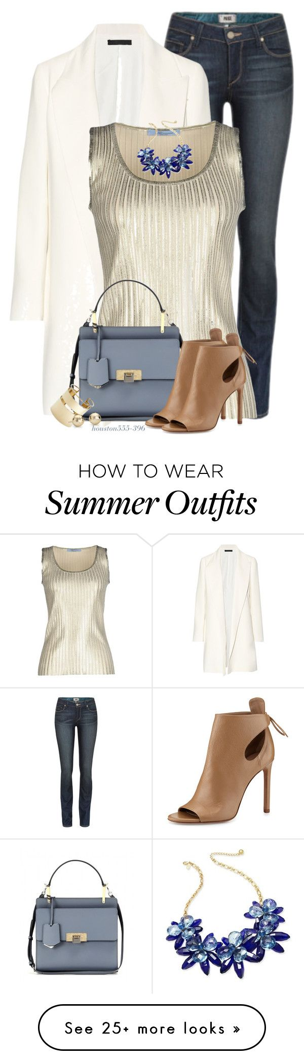 """""""Looking on the bright side"""" by houston555-396 on Polyvore featuring P..."""
