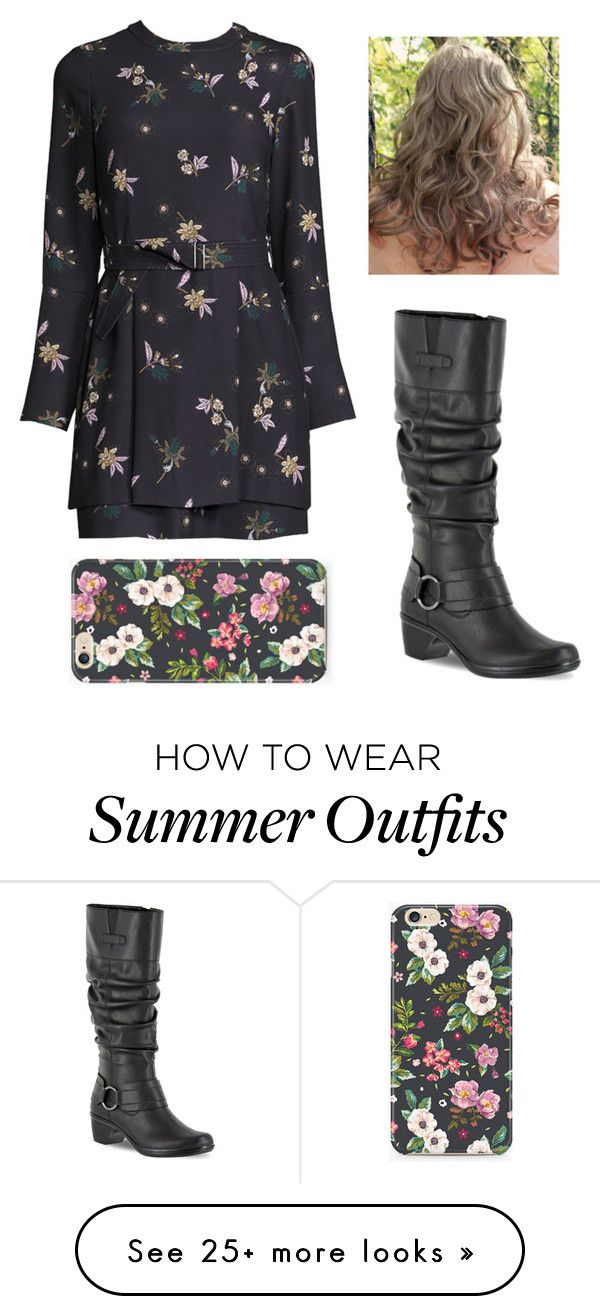 """""""Outfit of the Day - October 18"""" by xoxo-stephanie-xoxo on Polyvore fe..."""