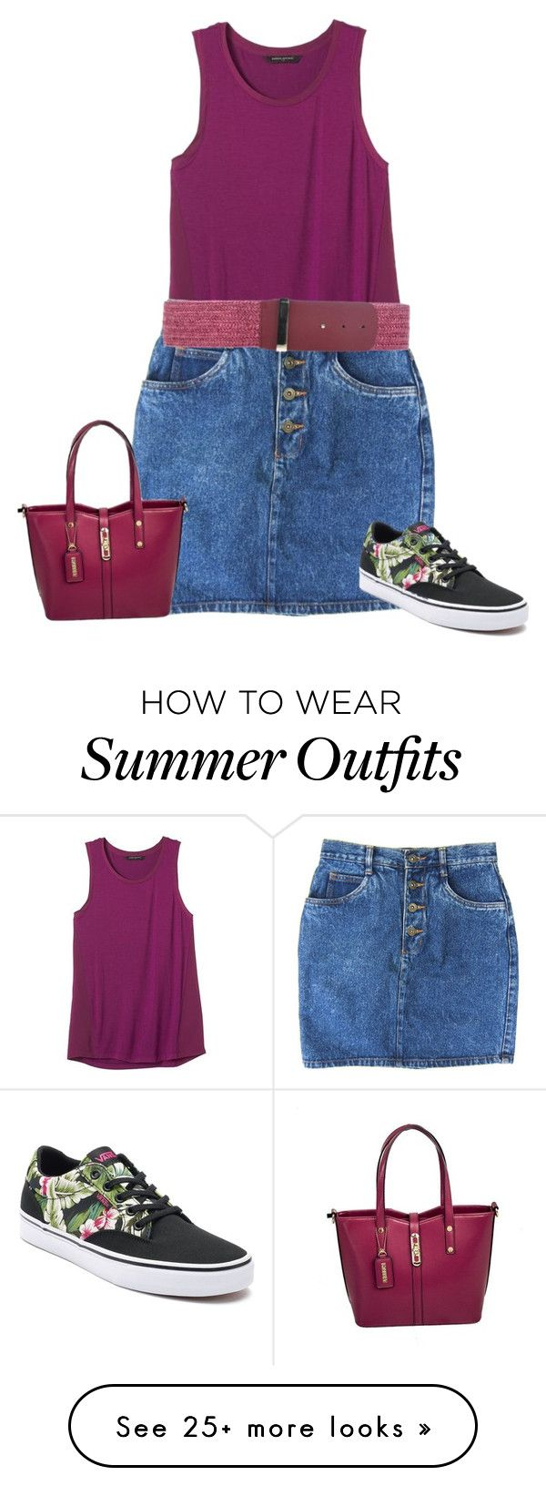 """""""sneakers"""" by kim-coffey-harlow on Polyvore featuring Banana Republic,..."""