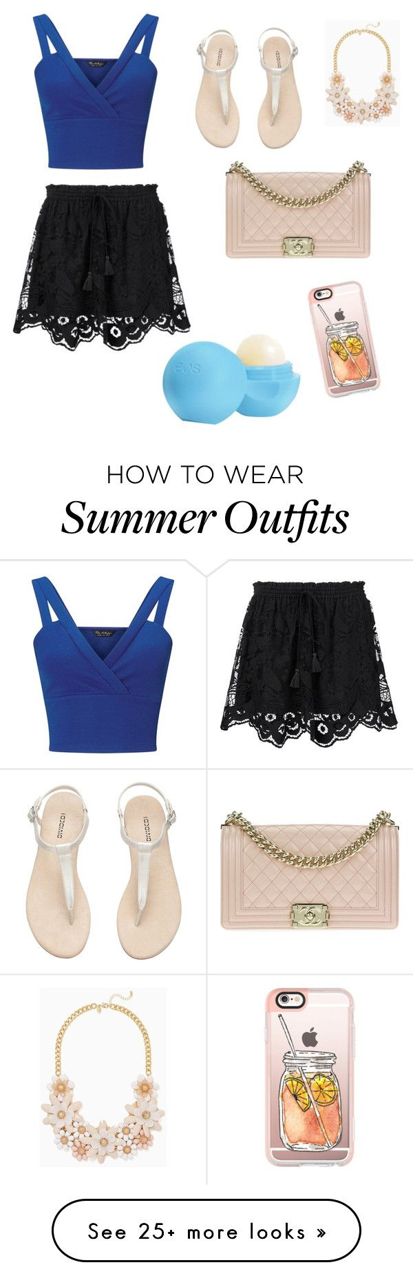 """""""Summer Day Outfit """" by lsantana13 on Polyvore featuring Chloé, Mis..."""