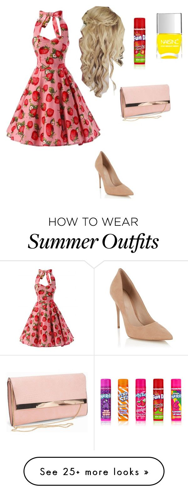 """Summer Outfits : """"Summer outfit"""" by annemritter-1 on ..."""